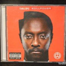 CDs de Música: WILL.I.AM - #WILLPOWER - CD. Lote 149369298