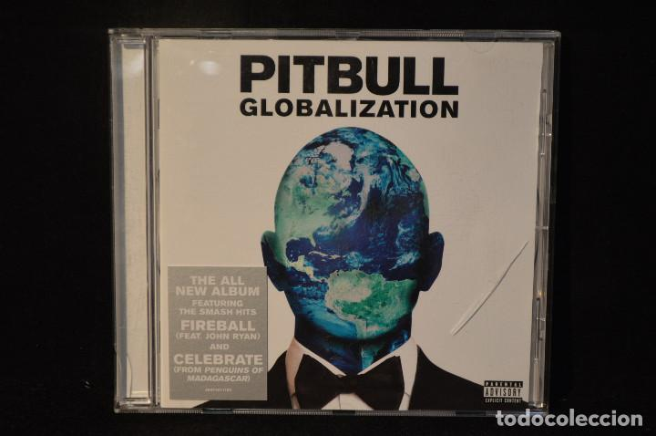 PITBULL - GLOBALIZATION - CD (Música - CD's Hip hop)