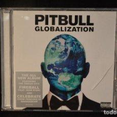 CDs de Música: PITBULL - GLOBALIZATION - CD. Lote 149369710