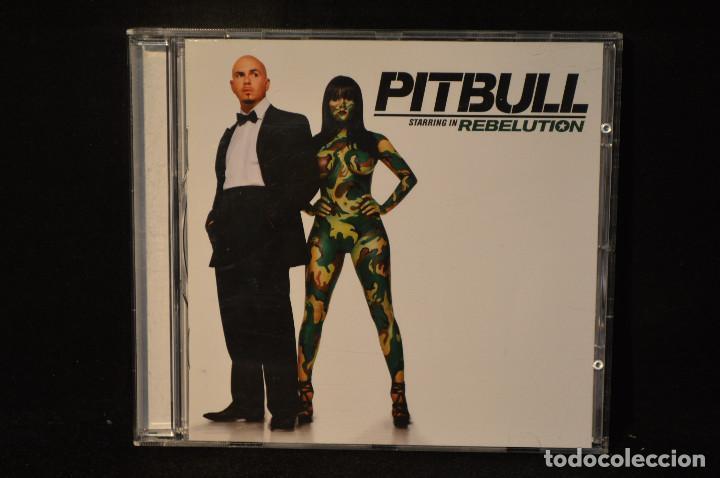 PITBULL - REBELUTION - CD (Música - CD's Hip hop)