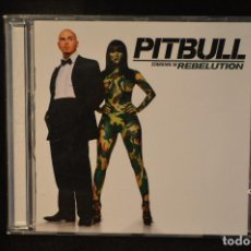 CDs de Música: PITBULL - REBELUTION - CD. Lote 149369870