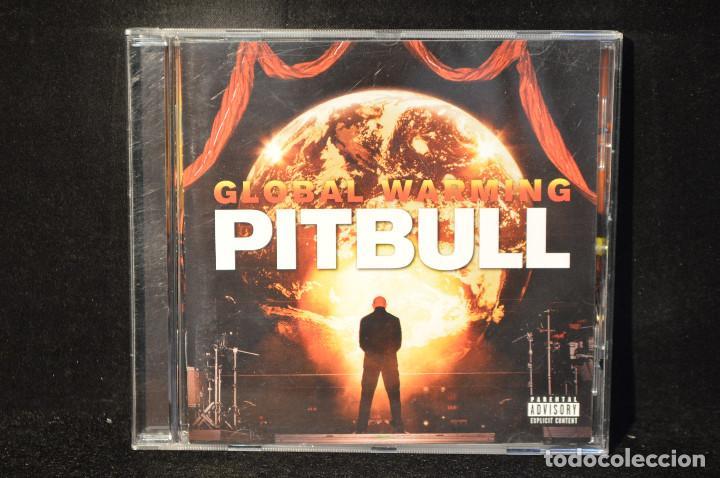 PITBULL - GLOBAL WARMING - CD (Música - CD's Hip hop)