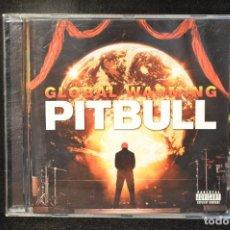 CDs de Música: PITBULL - GLOBAL WARMING - CD. Lote 149370054
