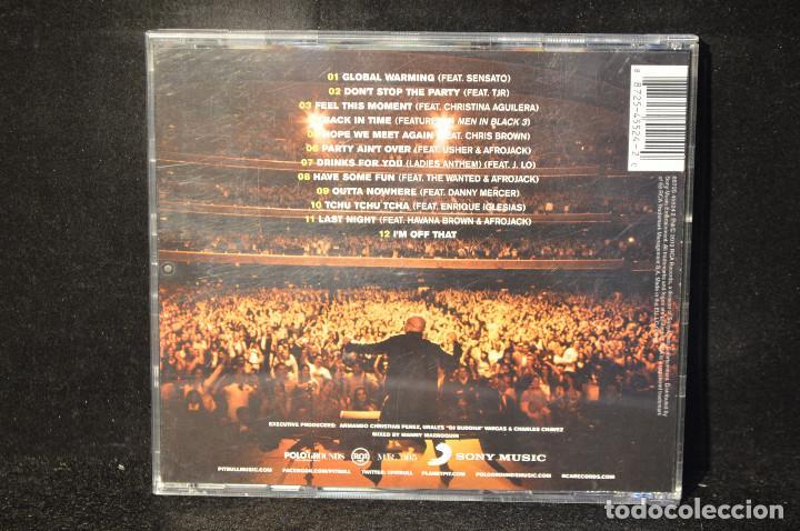 CDs de Música: Pitbull - Global Warming - CD - Foto 2 - 149370054