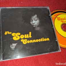 CDs de Música: THE SOUL CONNECTION CD 1998 POLYGRAM RECOPILATORIO DETROIT SPINNERS+DAVID RUFFIN+ROY AYERS+ETC. Lote 149397334