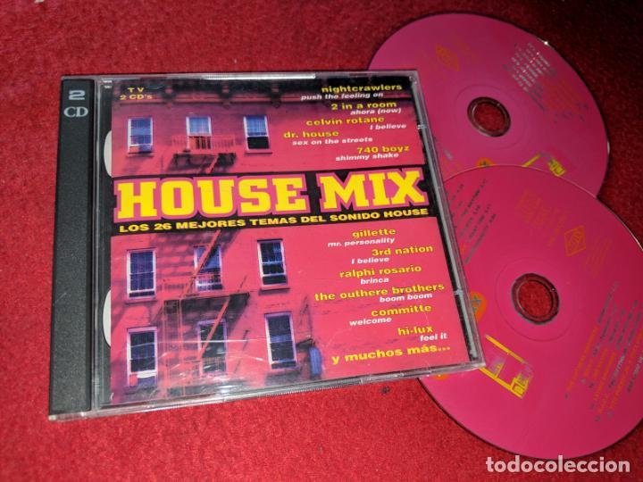 House mix 2cd 1995 max spain españa recopilator - Sold through