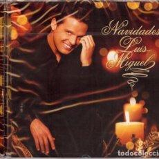 CDs de Música: LUIS MIGUEL ?– NAVIDADES (EU, 1996). Lote 149404082