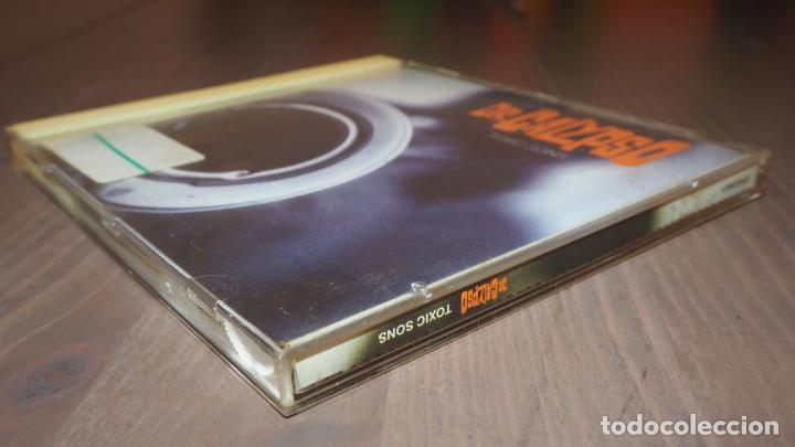 DR CALYPSO TOXIC SONS CD R (Música - CD's Reggae)