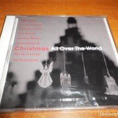 CDs de Música: CHRISTMAS ALL OVER THE WORLD CD ALBUM PRECINTADO JOSE CARRERAS LUCIANO PAVAROTTI VANESSA WILLIAMS . Lote 149469626