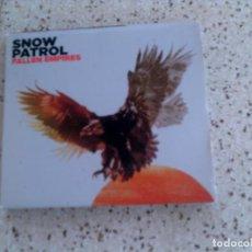 CDs de Música: CDS SNOW PATROL ,FALLEN EMPIRES CONTIENE 2 CDS. Lote 149498414
