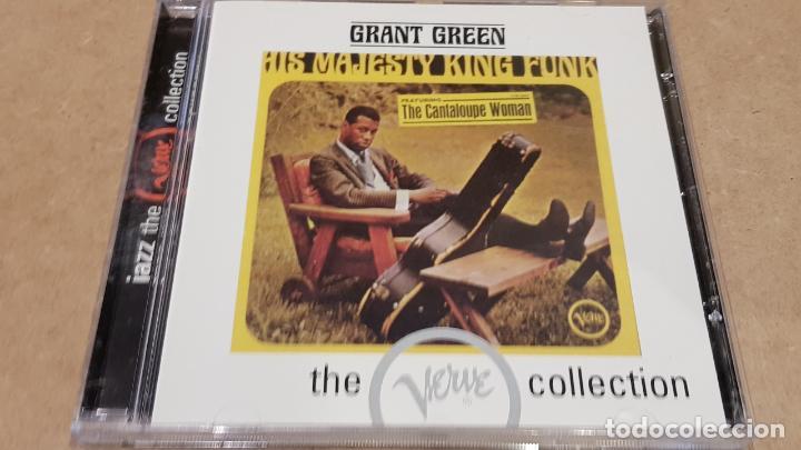GRANT GREEN / DONALD BYRD / THE VERVE COLLECTION - JAZZ / CD / 14 TEMAS / DE LUJO. (Música - CD's Jazz, Blues, Soul y Gospel)