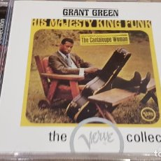 CDs de Música: GRANT GREEN / DONALD BYRD / THE VERVE COLLECTION - JAZZ / CD / 14 TEMAS / DE LUJO.. Lote 149505606