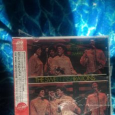 Music CDs - CD THE SWEET INSPIRATIONS - SWEETS FOR MY SWEET EDICION JAPONESA CON OBI - PRECINTADO - 149543922