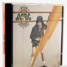 CDs de Música: AC/DC: HIGH VOLTAGE (ATCO) (CB). Lote 149621882
