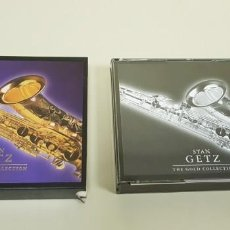 CDs de Música: J- STAN GETZ THE GOLD COLLECTION DOBLE CD . Lote 149623510
