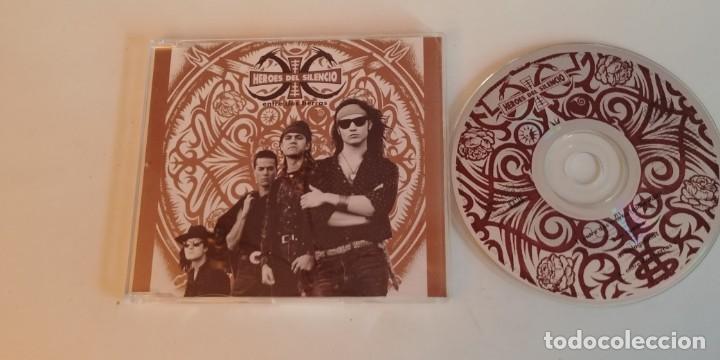HEROES DEL SILENCIO-CD CON 4 TEMAS (Música - CD's Pop)