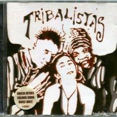 CDs de Música: TRIBALISTAS (MARISA MONTE, CARLINHOS BROWN, ARNALDO ANTUNES) - CD EUROPE 2002 - PHONOMOTOR . Lote 149642618