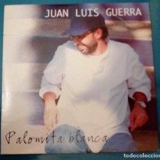 CDs de Música: JUAN LUIS GUERRA / PALOMITA BLANCS (CD SINGLE CARTON PROMO). Lote 149644814