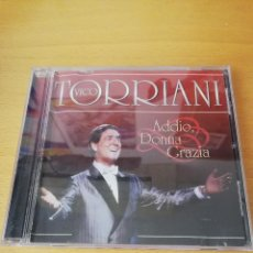 CDs de Música: VICO TORRIANI. ADDIO, DONNA GRAZIA (CD). Lote 149687430