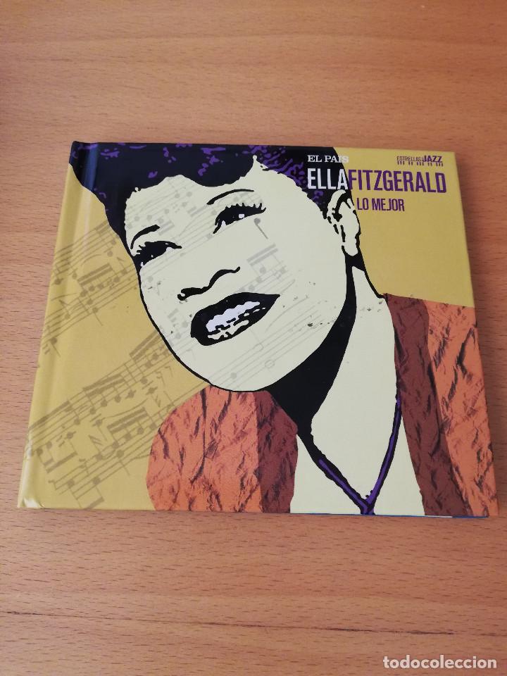 ELLA FITZGERALD. LO MEJOR (EL PAIS, ESTRELLAS DEL JAZZ) CD (Música - CD's Jazz, Blues, Soul y Gospel)