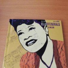 CDs de Música: ELLA FITZGERALD. LO MEJOR (EL PAIS, ESTRELLAS DEL JAZZ) CD. Lote 149690538