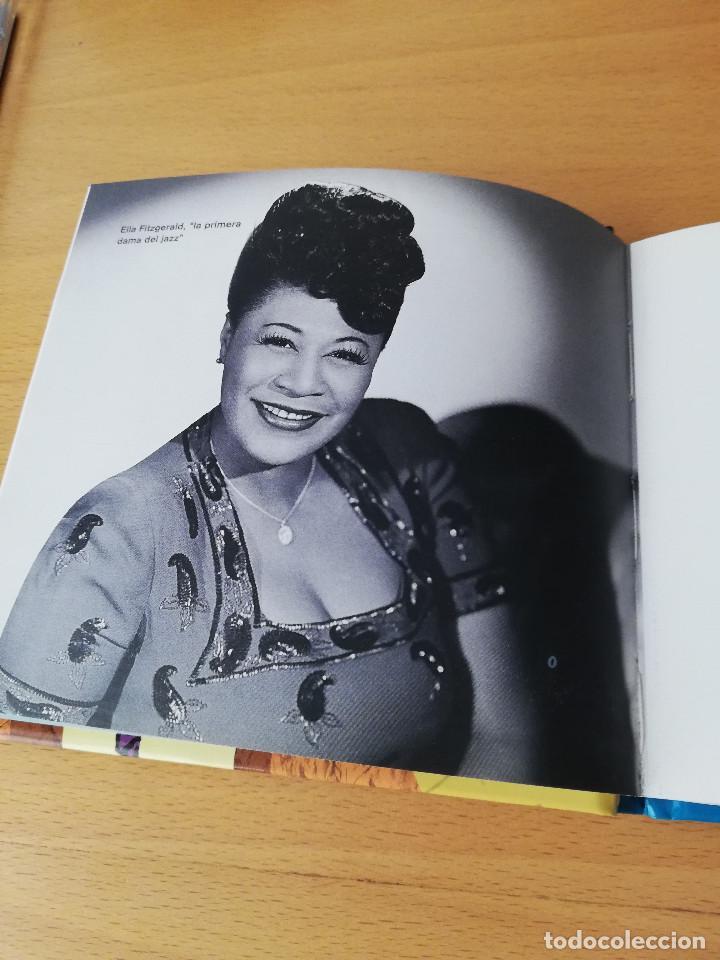 CDs de Música: ELLA FITZGERALD. LO MEJOR (EL PAIS, ESTRELLAS DEL JAZZ) CD - Foto 5 - 149690538