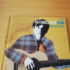 CDs de Música: ANTONIO CARLOS JOBIM. MAESTROS DEL JAZZ (EL PAIS, ESTRELLAS DEL JAZZ) CD. Lote 149690734