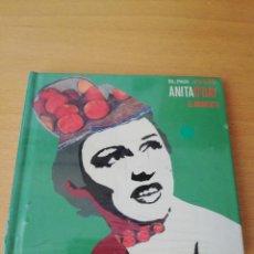 CDs de Música: ANITA O'DAY. EL MOMENTO (EL PAIS, ESTRELLAS DEL JAZZ) CD LIBRO (PRECINTADO). Lote 149695150