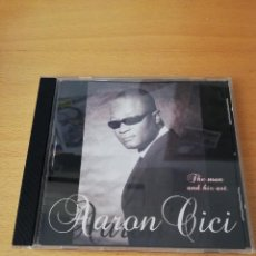 CDs de Música: AARON CICI. THE MAN AND HIS ART (CD). Lote 149695718