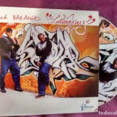 Music CDs - LATINO WAY - SIGUE BAILANDO (CD SINGLE PROMO) - 149731510