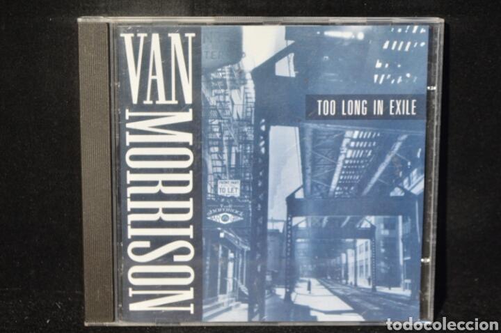 VAN MORRISON TOO - LONG IN EXILE - CD (Música - CD's Rock)