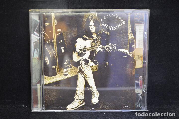 NEIL YOUNG - GREATEST HITS - CD (Música - CD's Rock)