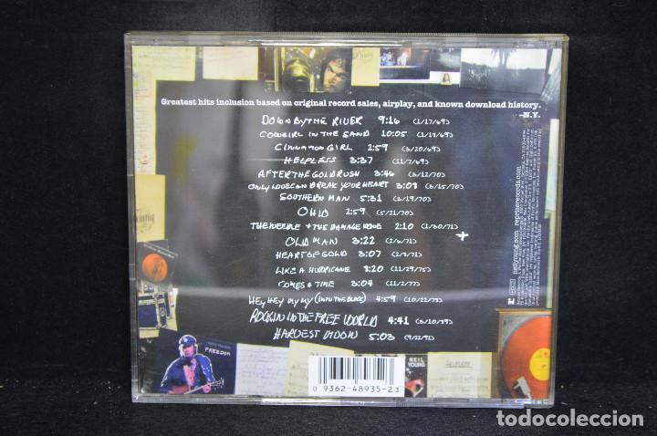 CDs de Música: NEIL YOUNG - GREATEST HITS - CD - Foto 2 - 149850190