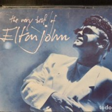 CDs de Música: ELTON JOHN - THE VERY BEST OF ELTON JOHN - 2 CD. Lote 149852374