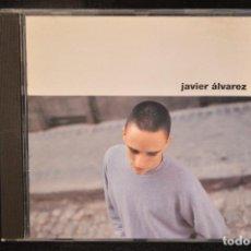 CDs de Música: JAVIER ALVAREZ - JAVIER ALVAREZ - CD. Lote 149854202