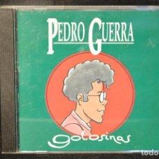 CDs de Música: PEDRO GUERRA - GOLOSINAS - CD. Lote 149855026