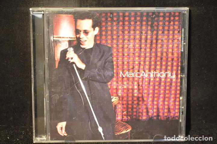 MARC ANTHONY - MARC ANTHONY - CD (Música - CD's Latina)
