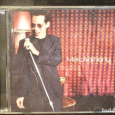 CDs de Música: MARC ANTHONY - MARC ANTHONY - CD. Lote 149855822