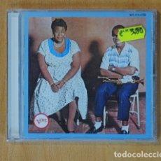 CDs de Música: ELLA FITZGERALD & LOUIS AMSTRONG - ELLA & LOUIS - CD. Lote 149863302