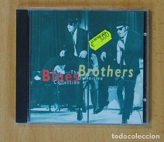 THE BLUES BROTHERS - DEFINITIVE COLLECTION - CD (Música - CD's Jazz, Blues, Soul y Gospel)