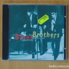 CDs de Música: THE BLUES BROTHERS - DEFINITIVE COLLECTION - CD. Lote 149864518