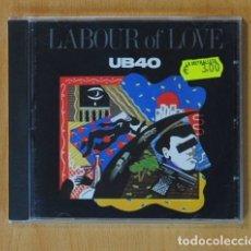 CDs de Música - UB40 - LABOUR OF LOVE - CD - 149869496
