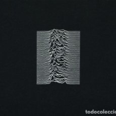 CDs de Música: JOY DIVISION - UNKNOWN PLEASURES - 2XCD - GATEFOLD CARDBOARD DIGIPACK - 2007 REISSUE. Lote 149879738