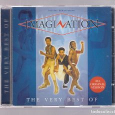 CDs de Música: IMAGINATION - THE VERY BEST OF (CD 2001, FONTE RECORDS FTE CD 09). Lote 149880206