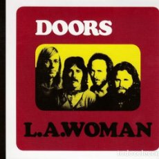 CDs de Música: THE DOORS - L.A. WOMAN - 2XCD - 40TH ANNIVERSARY TRIFOLD CARDBOARD EDITION - 2011 REISSUE. Lote 149881618