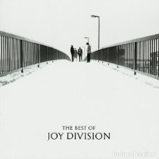 CDs de Música: JOY DIVISION - THE BEST OF JOY DIVISION - 2XCD - REISSUE. Lote 149882402