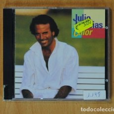 CDs de Música: JULIO IGLESIAS - CALOR - CD. Lote 149883858