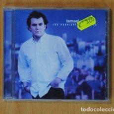 CDs de Música: ISMAEL SERRANO - LOS PARAISOS PERDIDOS - CD. Lote 149884182