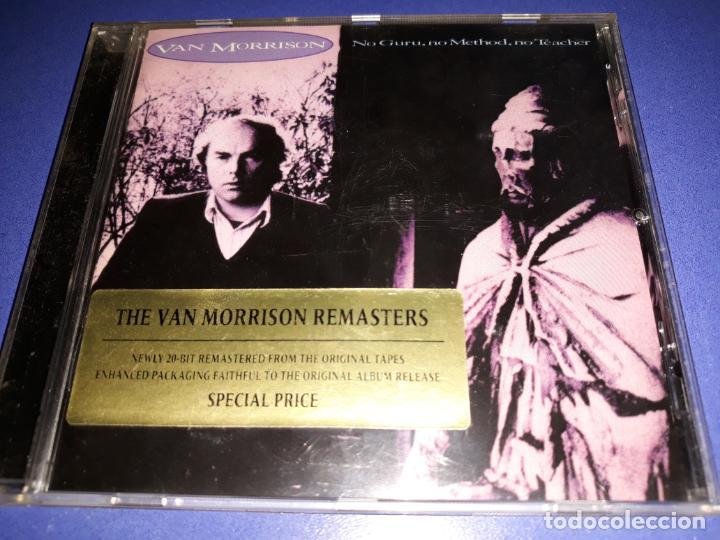 VAN MORRISON – NO GURU, NO METHOD, NO TEACHER THE VAN MORRISON REMASTERS (Música - CD's Otros Estilos)