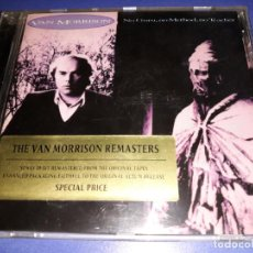 CDs de Música: VAN MORRISON – NO GURU, NO METHOD, NO TEACHER THE VAN MORRISON REMASTERS. Lote 149886834